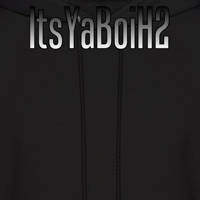 ItsYaBoiH2 Logo Text (NEW
