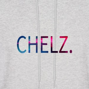 Chelz Cotton Candy Design - Men's Hoodie