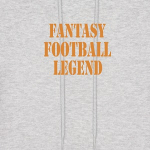 fantasy football legend - Men's Hoodie