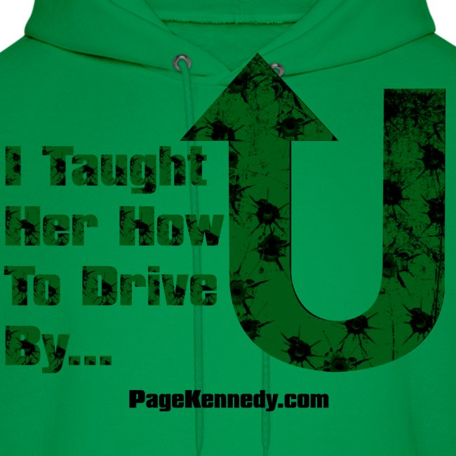 drive green burl