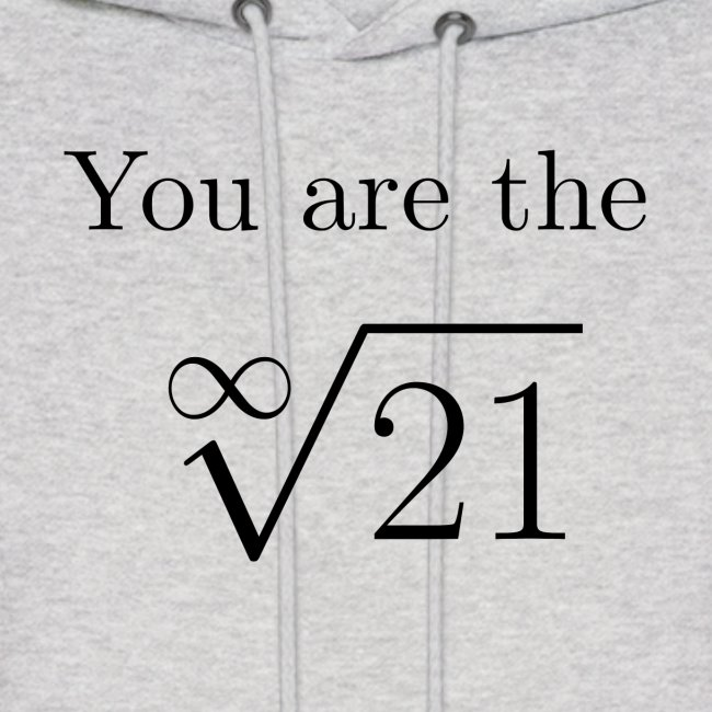 You are the one 21