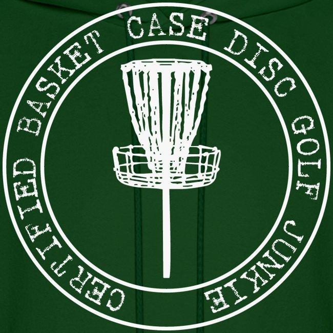 Disc Golf Junkie White