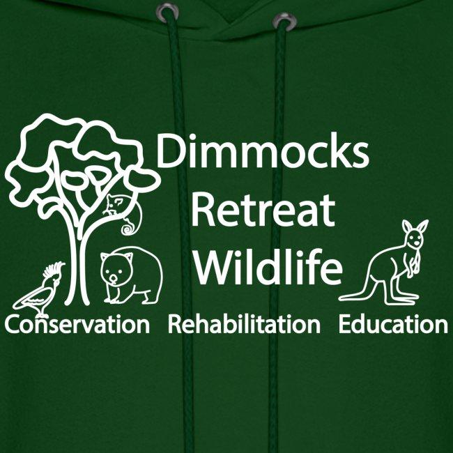 Dimmocks Retreat Wildlife Logo Apparel