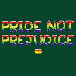 Pride not prejudice