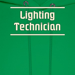 Lighting technician - Men's Hoodie