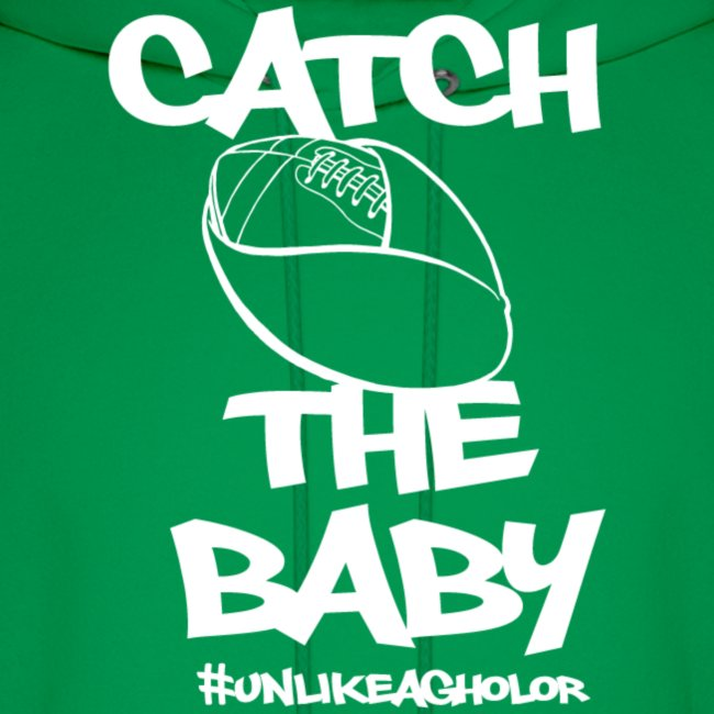 Catch The Baby #UnlikeAgholor White