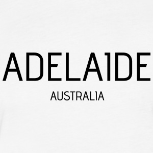 adelaide - Fitted Cotton/Poly T-Shirt by Next Level