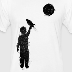 Star Boy - Fitted Cotton/Poly T-Shirt by Next Level