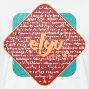 Driving Elyu - Fitted Cotton/Poly T-Shirt by Next Level