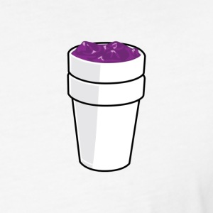 Cup of Lean - Fitted Cotton/Poly T-Shirt by Next Level