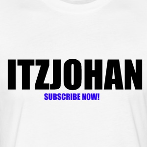 ItzJohan! - Fitted Cotton/Poly T-Shirt by Next Level