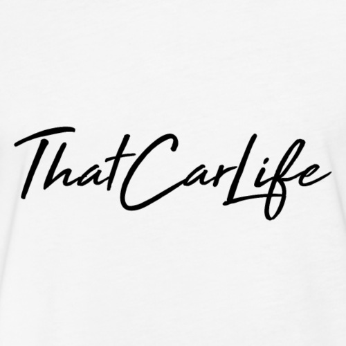 Fancy That Car Life - Fitted Cotton/Poly T-Shirt by Next Level