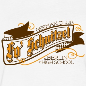 GERMAN CLUB BERLIN HIGH SCHOOL - Fitted Cotton/Poly T-Shirt by Next Level