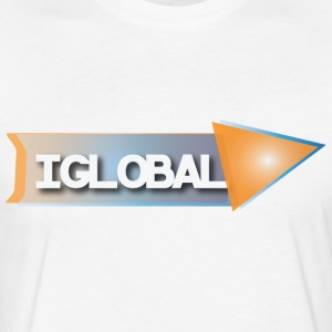 iGlobal Theme T Shirt - Fitted Cotton/Poly T-Shirt by Next Level