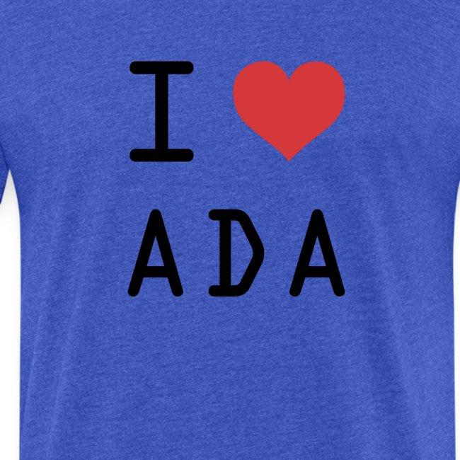 I HEART ADA (Cardano)