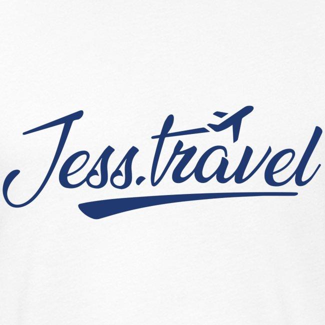Jess Travel Logo LARGE Reverse