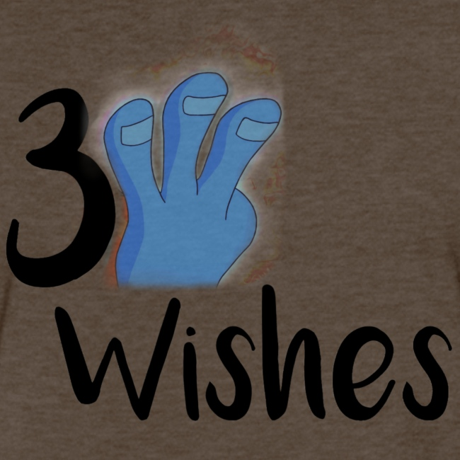 """3 Wishes"" Abstract Design."