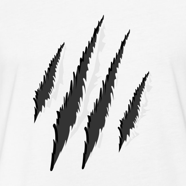 claws t-shirt design