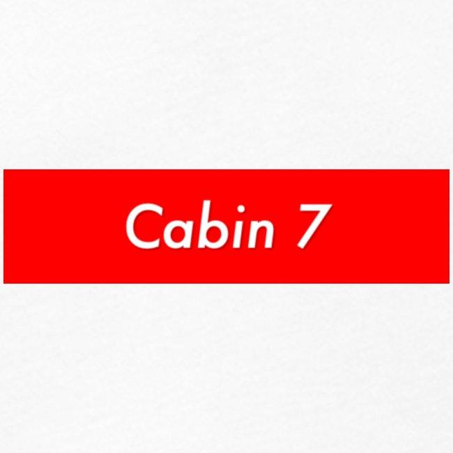 Cabin 7 red box small