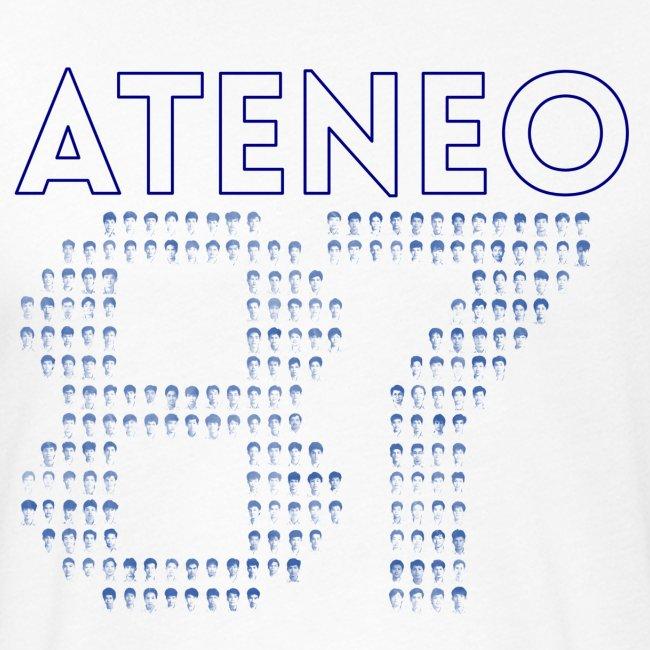 2019 Ateneo HS Batch 87 Reunion Souvenir Shirt