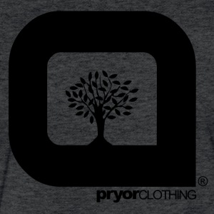 The Pryor Clothing FamTree Logo - Fitted Cotton/Poly T-Shirt by Next Level