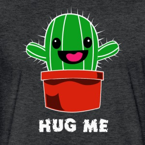 Hug Me tee - Fitted Cotton/Poly T-Shirt by Next Level