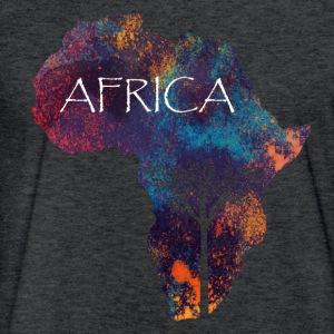 African Origins - Fitted Cotton/Poly T-Shirt by Next Level