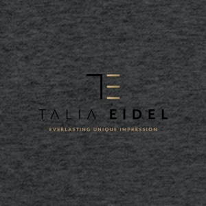 TALIA EIDEL - Fitted Cotton/Poly T-Shirt by Next Level