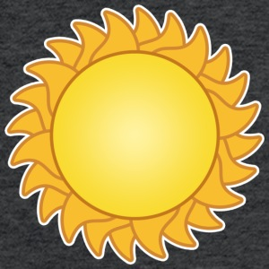 sun sol sunset sundown sunbeams sunshine sunflower - Fitted Cotton/Poly T-Shirt by Next Level