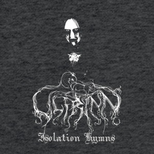 Ulfrinn- Isolation Hymns Design - Fitted Cotton/Poly T-Shirt by Next Level