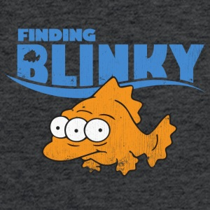 Finding Blinky - Fitted Cotton/Poly T-Shirt by Next Level