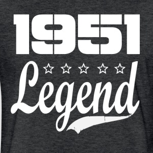 51 legend - Fitted Cotton/Poly T-Shirt by Next Level