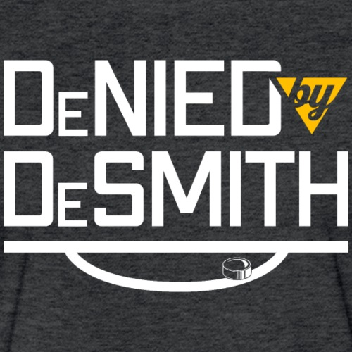 DeNIED - Fitted Cotton/Poly T-Shirt by Next Level