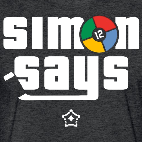 Simon Says - Fitted Cotton/Poly T-Shirt by Next Level