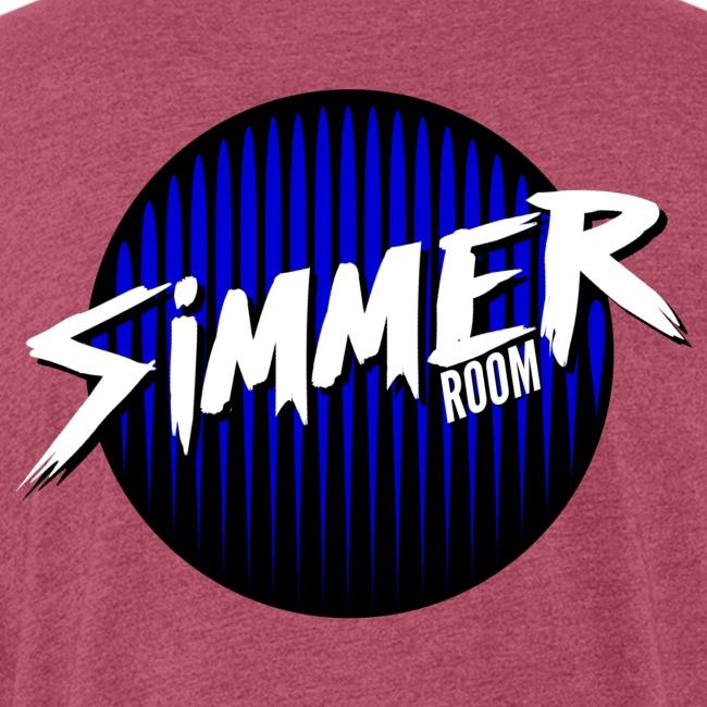 Simmer Room - Blue Drip