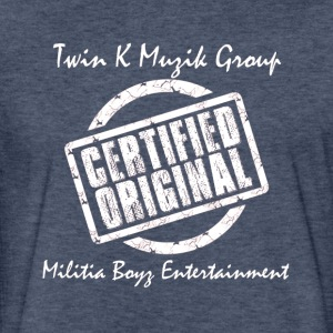 Certified Original - Fitted Cotton/Poly T-Shirt by Next Level