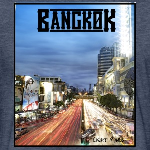 Bangkok - Fitted Cotton/Poly T-Shirt by Next Level