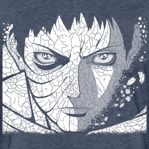 Obito Uchiha | Naruto Designs - Fitted Cotton/Poly T-Shirt by Next Level