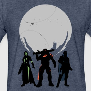 Destiny - Fitted Cotton/Poly T-Shirt by Next Level
