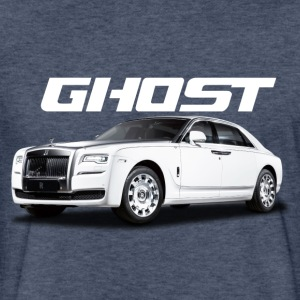 RR Ghost - Fitted Cotton/Poly T-Shirt by Next Level