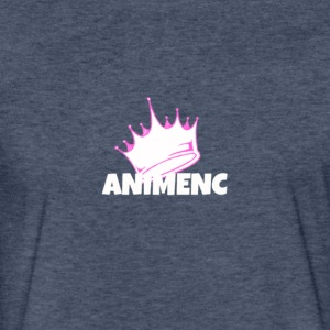 ANIMENC MERCH - Fitted Cotton/Poly T-Shirt by Next Level