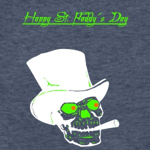 Happy St. Paddy´s Day - Fitted Cotton/Poly T-Shirt by Next Level