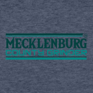 MECKLENBURG COUNTY GRINDER - Fitted Cotton/Poly T-Shirt by Next Level