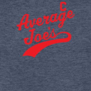 Average Joes - Fitted Cotton/Poly T-Shirt by Next Level