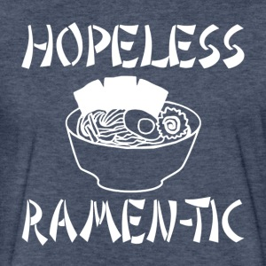 Hopeless Ramen-tic - Fitted Cotton/Poly T-Shirt by Next Level