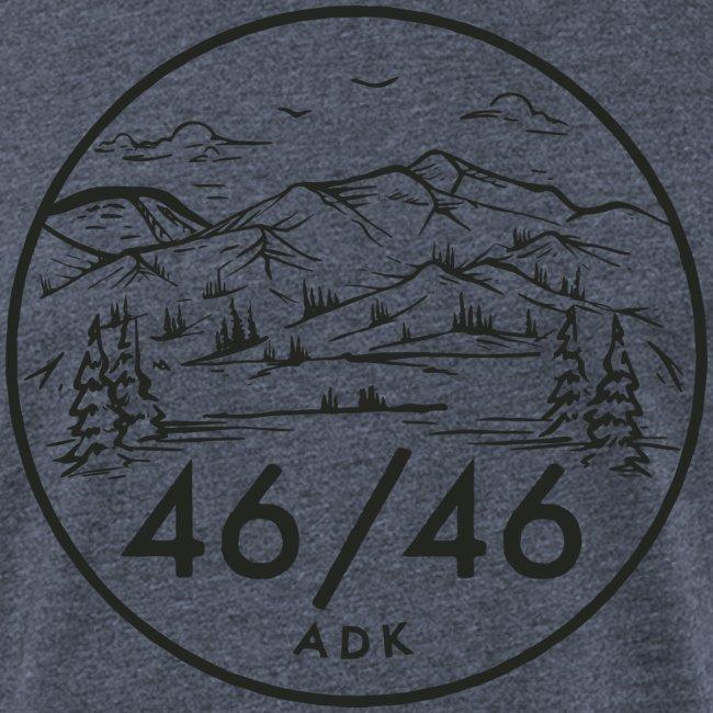 The High Peaks