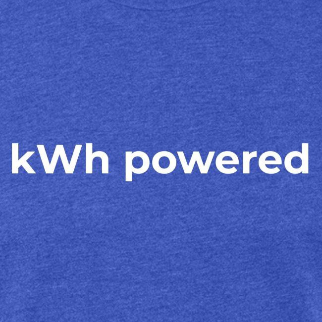 kWh powered