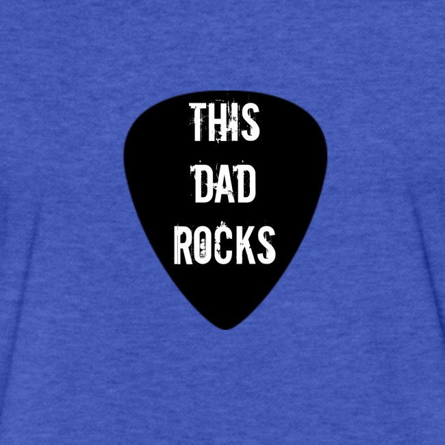 Shirt this dad rocks
