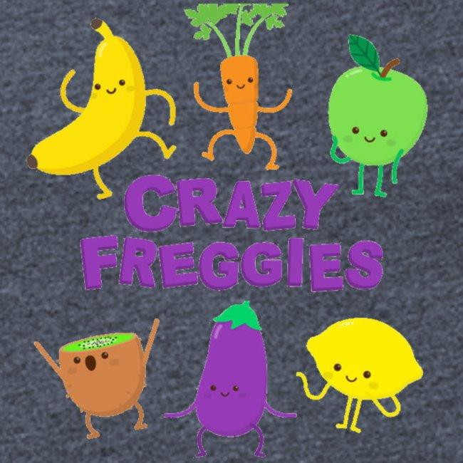 Vegetables a big friends