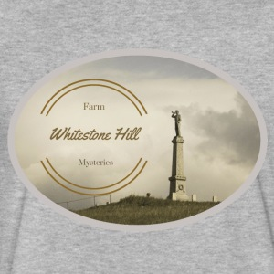 Whitestone Hill Farm Mysteries - Fitted Cotton/Poly T-Shirt by Next Level